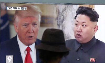 Kim és Trump ellentétes karakterek