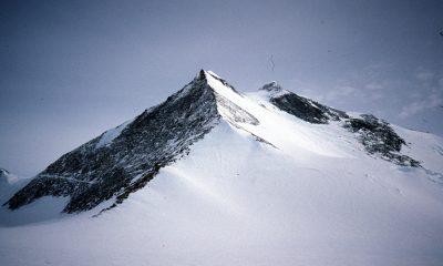 Nagy-Britannia legmagasabb antarktiszi birtoka