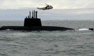 Az eltűnt tengeralattjáró keresése