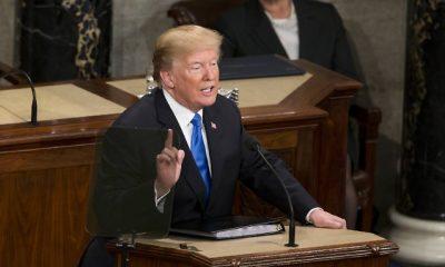 Trump beszéde a nemzet állapotáról