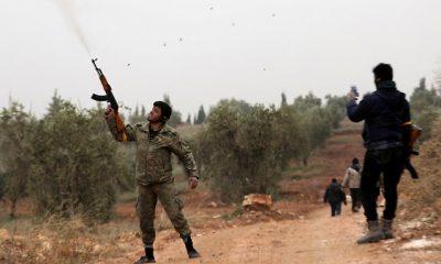 Invázió Szíria északi részén