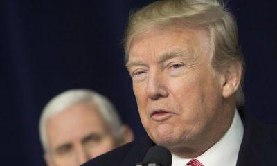 Békítő hangok Donald Trump részéről