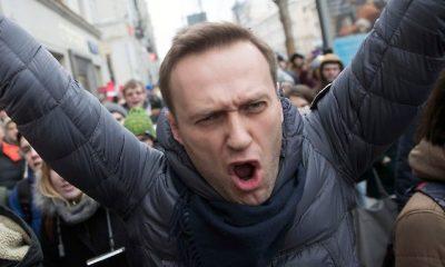 Alekszej Navalny-t ismét letartóztatják