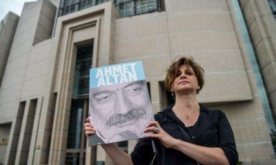 Ahmet Altan második börtönbüntetése