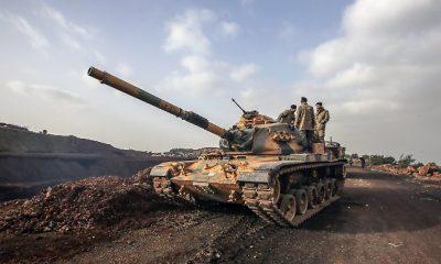 Afrin teljes meghódítása