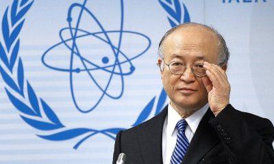 A Nemzetközi Atomenergia Ügynökség támogatása