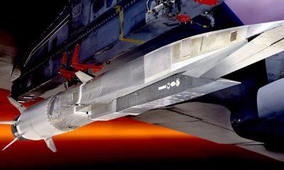 Hiperszonikus rakéta kifejlesztése