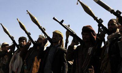 Különleges erők a Houthi lázadók ellen