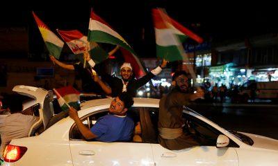 A kurdok ünnepelnek