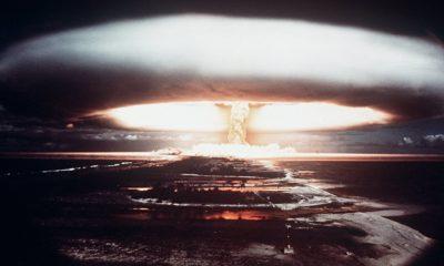 A bunkerek védenek a nukleáris csapások ellen