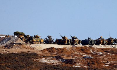 Damaszkusz követeli a török hadsereg kivonását