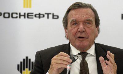Gerhard Schröder korábbi német kancellár