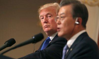 Észak-Koreával szemben Trump óvatosan optimista