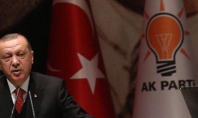 Erdogan ellenségként és célpontként szerepelt