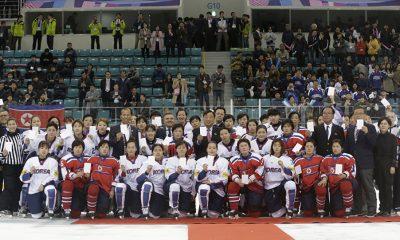 Nem mindenki örül a közös koreai jégkorong válogatottnak