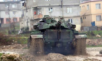 Törökország háborút indít