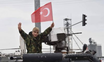 Erdogan bejelenti Afrin ostromát