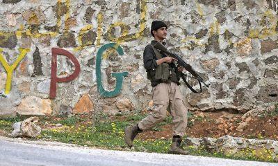 A szíriai kurdok erősítik jelenlétüket Afrin északnyugati tartományában