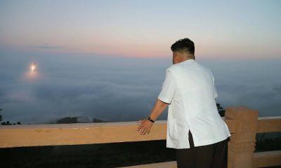 A Bundestag figyelmeztetése Kim rakétái felől