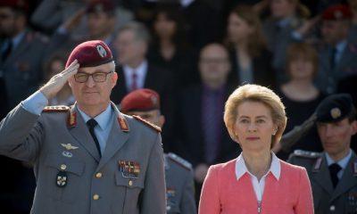 Ursula Von der Leyen bírálja Oroszország szerepét Szíriában