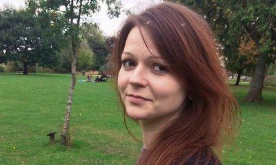 A 33 éves Julia Skripal már biztonságos helyen tartózkodik