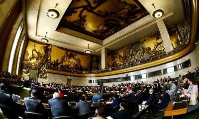 Szíria elnöksége az ENSZ leszerelési konferenciáján