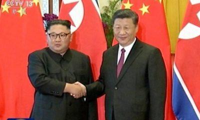 Kim Jon Un ismét Pekingben