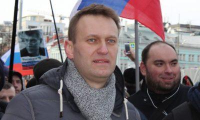 Alexei Navalny szabad