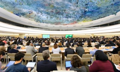 Az Egyesült Államok otthagyja az ENSZ Emberi Jogi Tanácsát