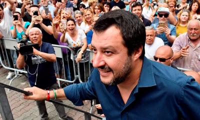 Az új olasz belügyminiszter 500 000 bevándorlót akar deportálni