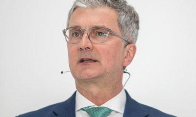 Az Audi főnökét letartóztatták csalás gyanúja miatt