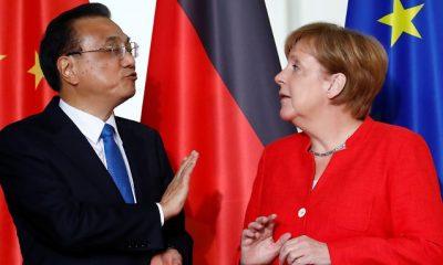 Kétoldalú megállapodások Németország és Kína között