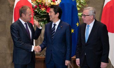 Az EU és Japán új szabadkereskedelmi megállapodása
