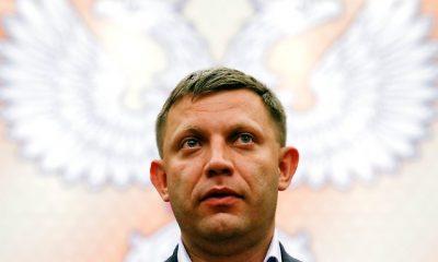 Pokolgépes merénylet Kelet-Ukrajnában