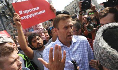 Ismételt letartóztatásban Alekszej Navalny