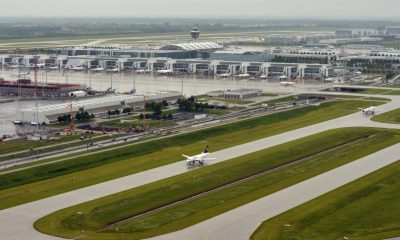 A müncheni repülőtéren tervezett fogva tartási központ