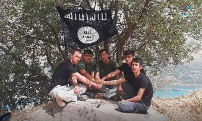 Először súlyt le a terrorista milícia Tádzsikisztánban