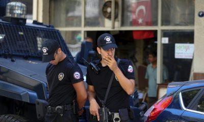 A török hatóságok ismét letartóztattak egy németet