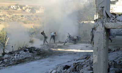 Legújabb szíriai fejlemények