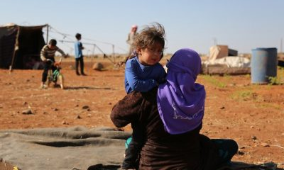 Merkel szerint humanitárius katasztrófa fenyeget