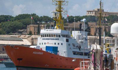 Az Aquarius mentőhajó ügye