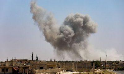 Az utolsó lázadó erőd Idlib tartomány