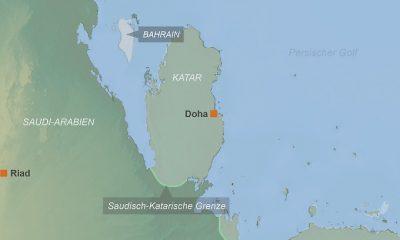 Vajon sziget országgá válik-e Katar?