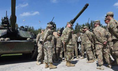 Növekszik az amerikai csapatok jelenléte Németországban
