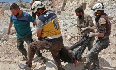 A szíriai hadsereg Oroszországgal együtt új támadásokat indít Idlib ellen