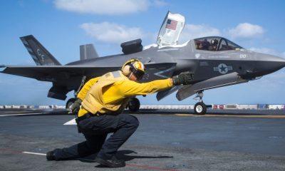 Lezuhant a világ legdrágább harci repülőgépe