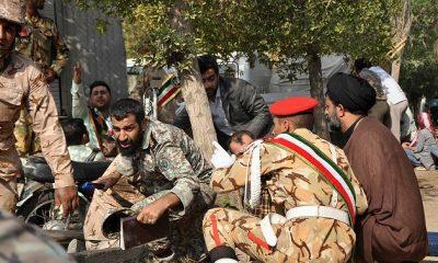Irán több országot is felelősnek tart a szombati merénylet miatt