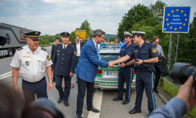 Az állami rendőrség határellenőrzése alkotmányellenes