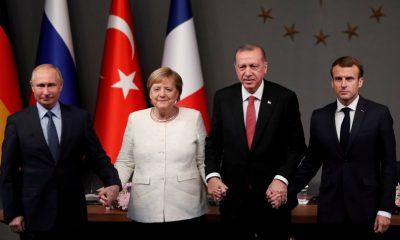 Szíriai csúcstalálkozó Isztambulban