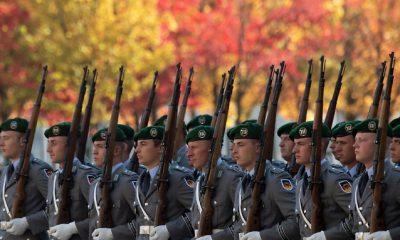 A Bundeswehr további létszámnövekedést tervez